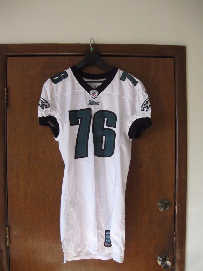 NFL Authentic Philadelphia Eagles Jersey/Welbourn Jersey