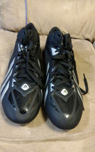 Mens adidas football cleats size 12