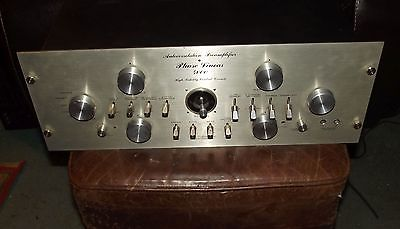 PHASE LINEAR 4000 Stereo Autocorrelation Preamplifier by Bob Carver