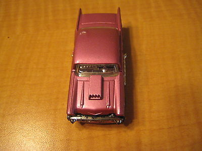 VTG. MATCHBOX CAR 1979 57 CHEVY  W A HOOD THAT OPENS  IN EXCELLENT  CONDITION