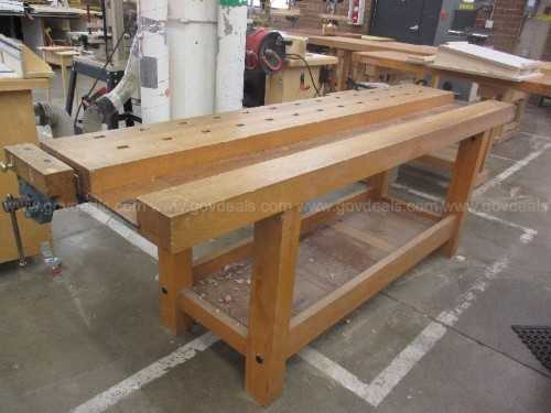 woodworking work bench for sale classifieds. Black Bedroom Furniture Sets. Home Design Ideas