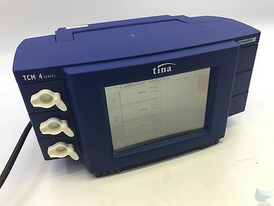 Radiometer Copenhagen TCM 4 Tina Transcitaneous Monitor FOR PARTS