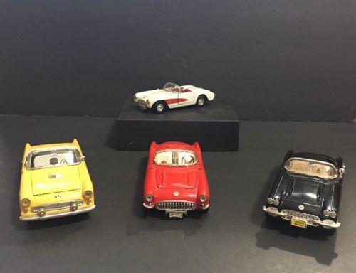 Vintage Lot  4  Cars