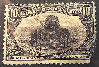 United States 10 Cents Stamp
