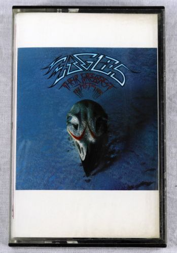 Eagles 1976 Their Greatest Hits 1971-1975 Compilation Cassette Club Edition Rock