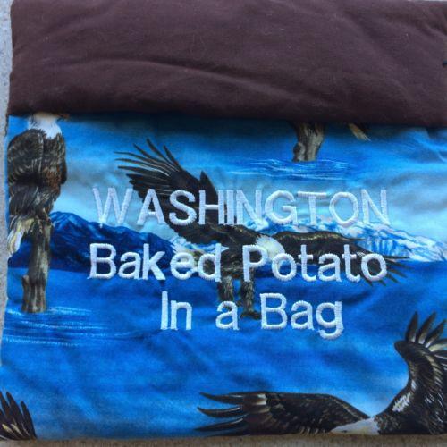 Washington Baked Potato Veggie In Bag Microwave