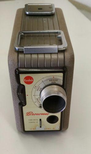 8mm Movie Camera Kodak Brownie