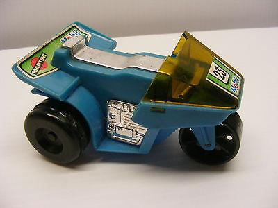 Vintage Atv Mobil Martini Blue 3 WHEELER hong kong  car toy