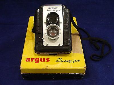 Vintage ARGUS 75 FILM CAMERA