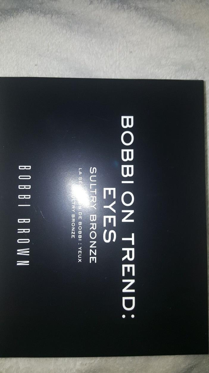 BOBBI BROWN LIMITED EDITION