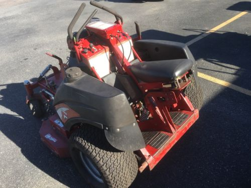 FERRIS EVOLUTION ZERO TURN LAWN MOWER 2010 300 HOURS DEALER SERVICED