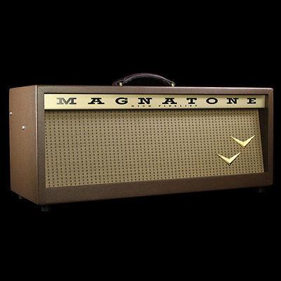 Magnatone Stereo Twilighter Electric Guitar Head Amplifier