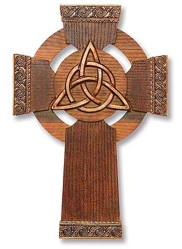 Celtic Trinity Wall Cross