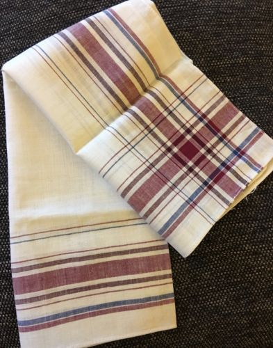 Lot Of 10 Men's Vintage Hankies