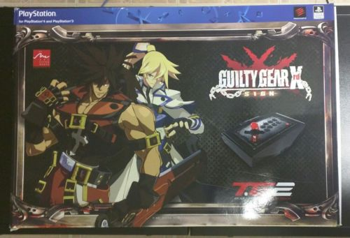 Mad Catz Guilty Gear Xrd -SIGN- Arcade FightStick TE2 Sony PS4 PS3