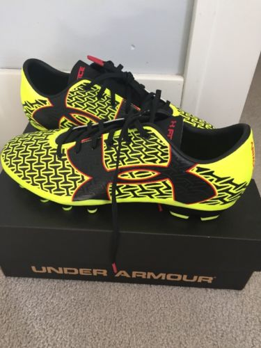 Mens Under Armour Cleats Size 9.5