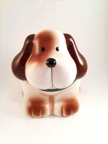 Dog Tissue Box Holder Ceramic Puppy Department 56 Pawprints Tissue Cover