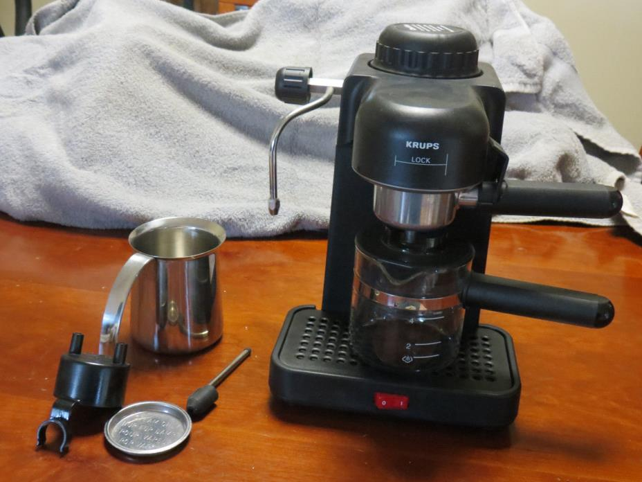 krups espresso maker 963/b