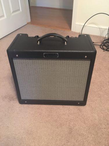Fender Blues Jr. III 15 watt Guitar Amp