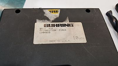 Guhring 5512 9mm Carbide Coolant Fed Drill Bit  inv #011917r