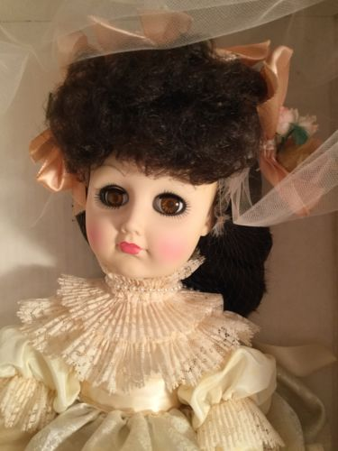 Effanbee Westminster Cathedral Bride Doll 1983
