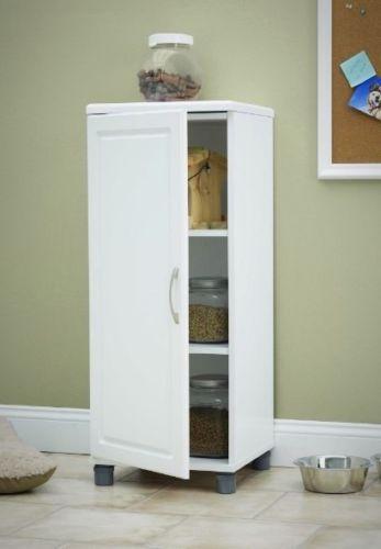 Kitchen Cabinet Furniture Storage Organizer Home Portable Durable Stackable