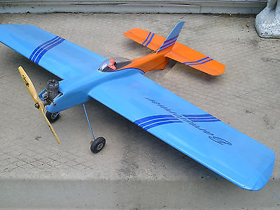 TRIXTER BARNSTORMER - FOX POWERED