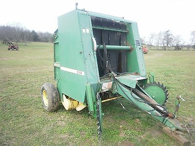 Round Hay Balers - For Sale Classifieds