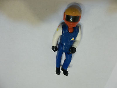 Fisher price Adventure People Sonic pilot Race car 1979