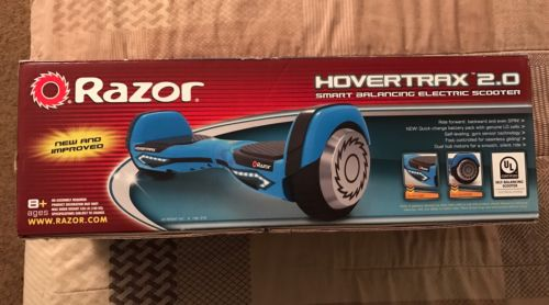 Razor Hovertrax 2.0 blue Smart Electric Scooter