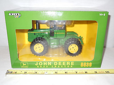 John Deere 8630 4WD   2007 Plow City Farm Toy Show    By Ertl   1/32nd Scale