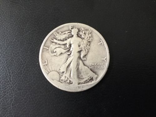 1933S Walking Liberty Half Dollar G