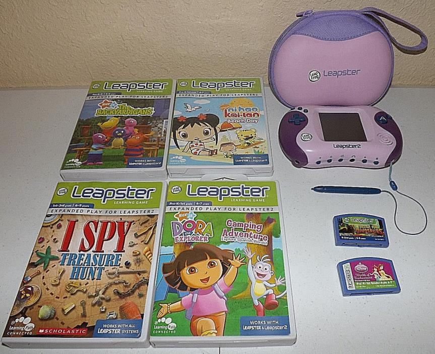 Product Description. LeapFrog Leapster Explorer Learning Game System, Green trafficwavereview.tk The Leapster Explorer Learning Game System from LeapFrog is an exciting, handheld gaming device that includes preset games and videos, and boasts plenty of downloadable features and cartridges.