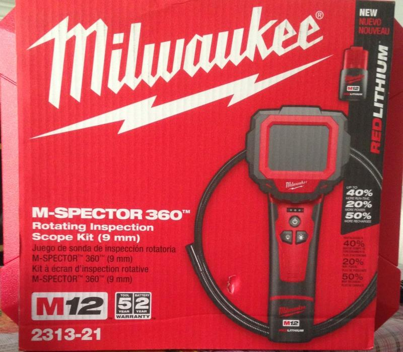 Milwaukee 2313-21 M-Spector 360™ Kit