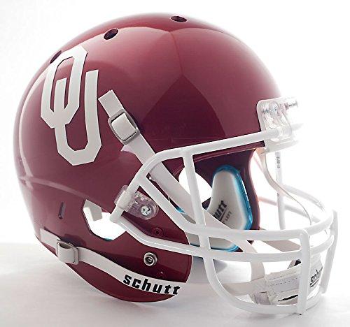 OKLAHOMA SOONERS Football Helmet DECALS