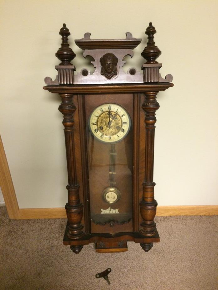 Antique Renesaissance Revival Clock