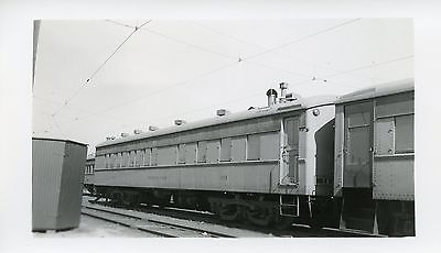 6E613 RP 1940s? CSS&SB CHICAGO SOUTH SHORE SOUTH BEND RAILROAD DINING CAR #301