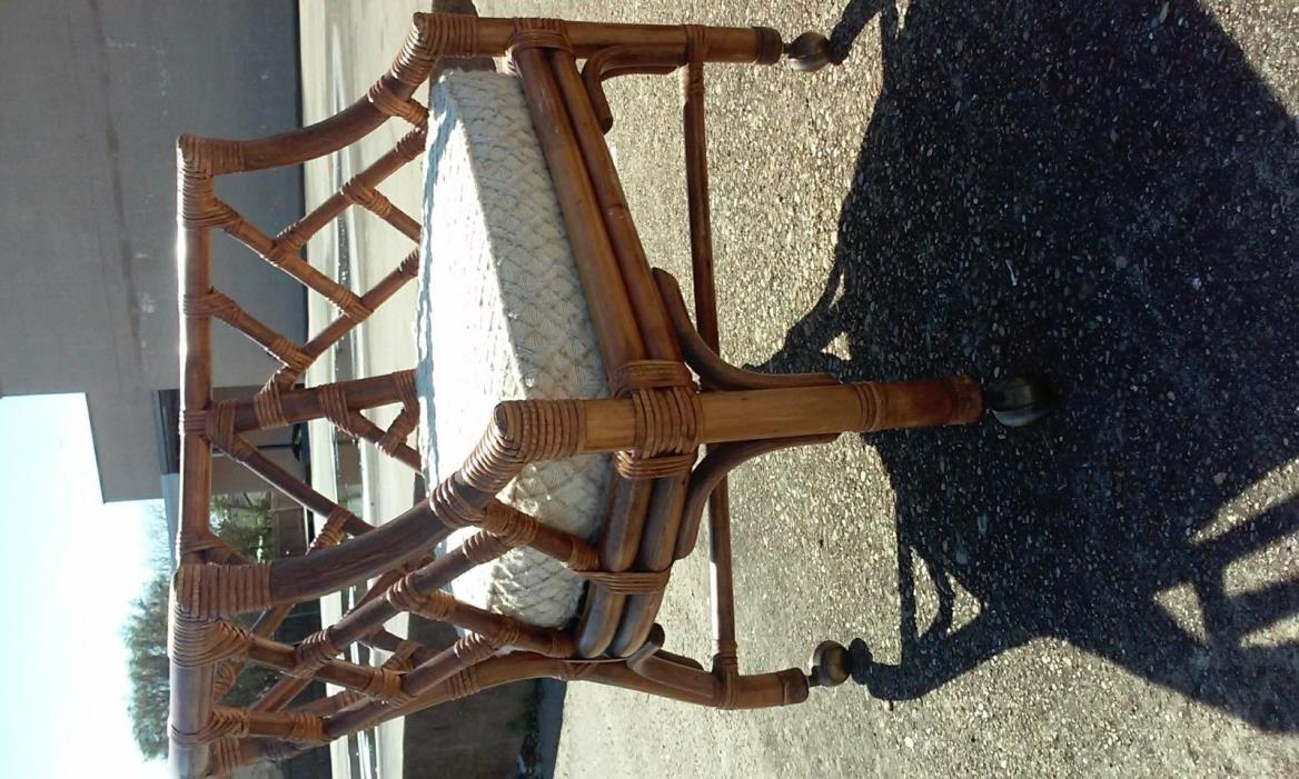Faux Bamboo Chair For Sale Classifieds