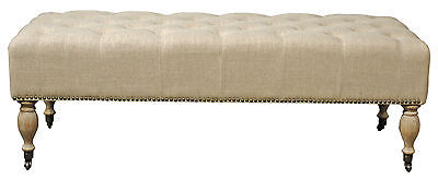 New Pacific Direct Madeline Wood Dining Bench