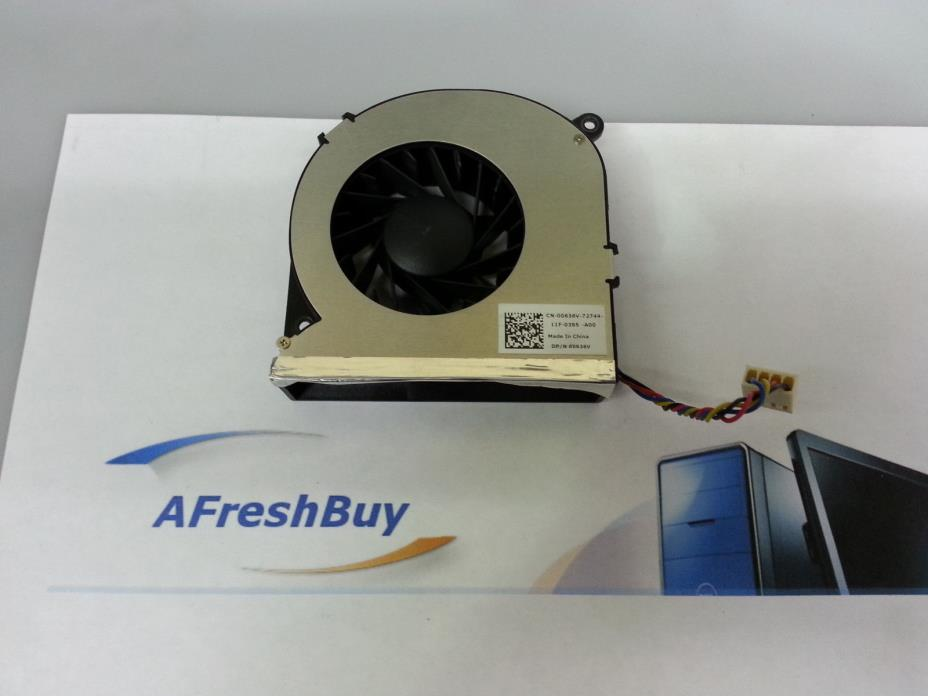 Dell Inspiron CPU Cooling Fan 00636V