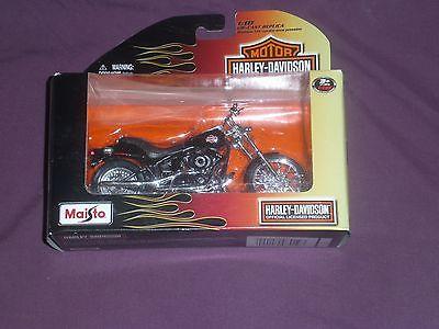 Motor Harley Davidson 1:18 Die Class Replica