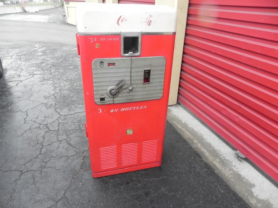 coca cola vending machine for sale