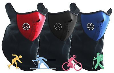 new hot salesCycling Neck Warm Snowboard Motorcycle Protect Face Mask Veil Guard