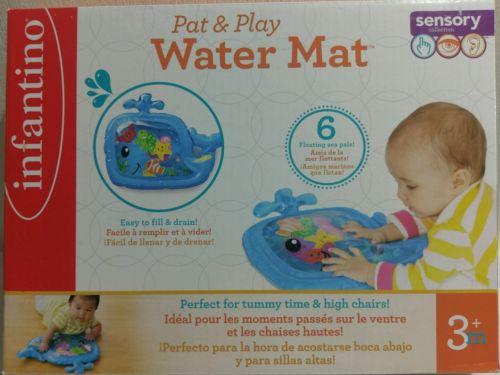 Infantino Pat and Play Water Mat
