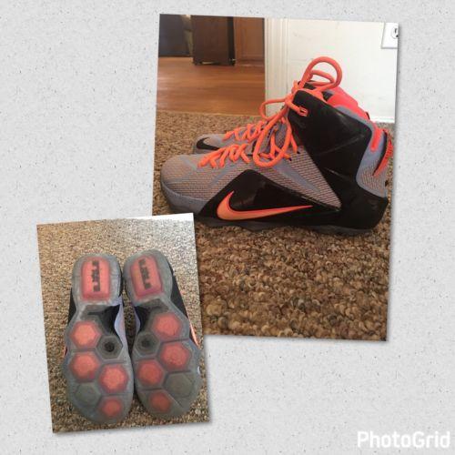 Nike Lebron Easters Basketball Shoe, Size 8