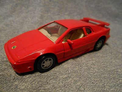 Lotus Esprit 1:43 scale Red Made in China