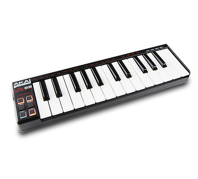 Akai Professional LPK25 (Laptop Performance Keyboard) **NIB**
