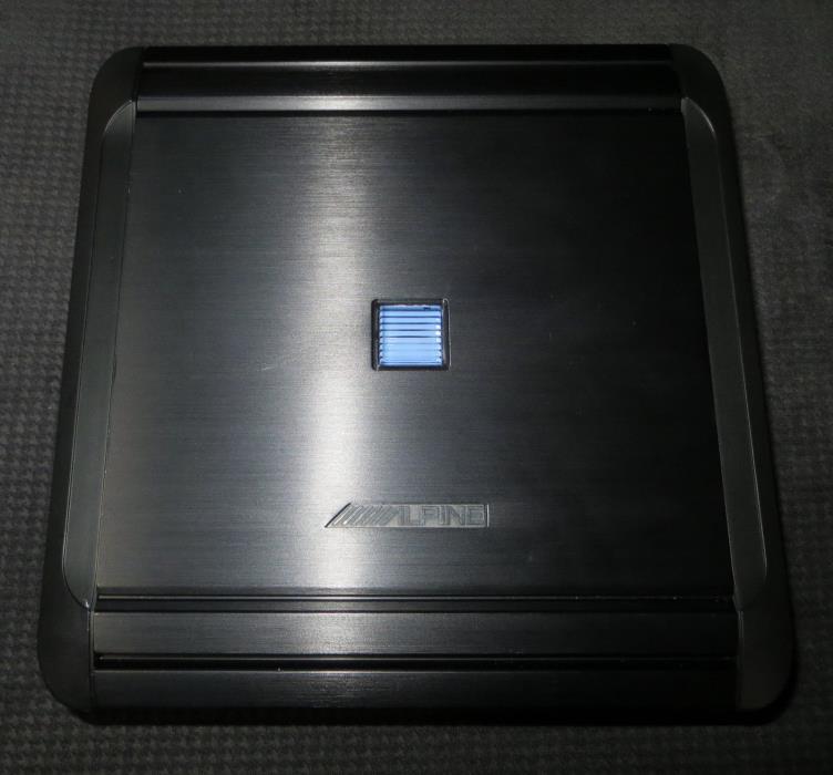 Alpine MRV-M500 Mono Subwoofer Car Amplifier