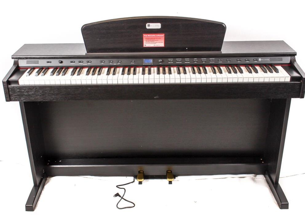 williams digital piano for sale classifieds. Black Bedroom Furniture Sets. Home Design Ideas