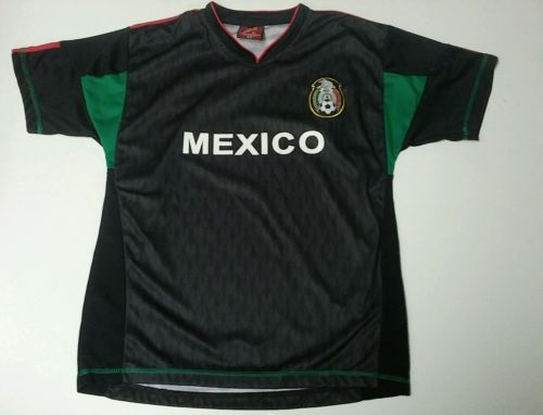 Mexico Soccer Jersey Authentic Sports Size Xs